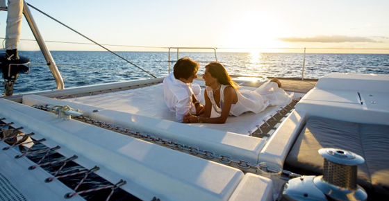 24 Hours Private Catamaran Cruise