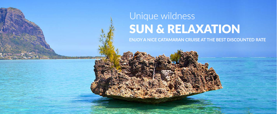 Mauritius Catamaran Cruise - West Coast