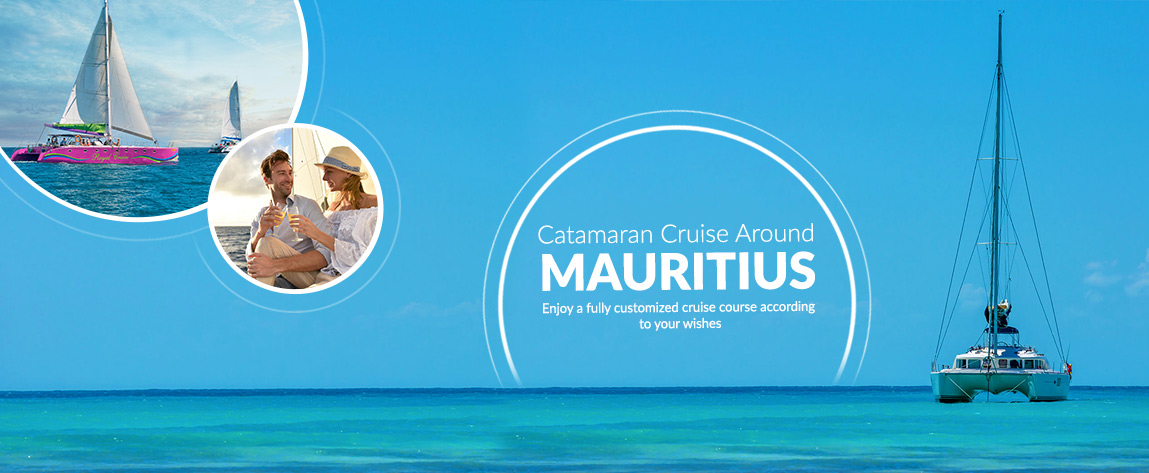 Catamaran Cruise Around Mauritius